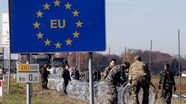 Европа перед угрозой терроризма