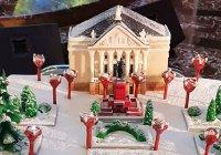 Минниханов показал торт, подаренный ему на юбилей (ФОТО)