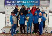 Сборная Татарстана победила на Кубке России по лыжным гонкам
