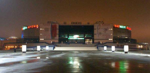"""На стадионе Татнефть Арена состоится пятый матч между """"Ак Барсом"""" и """"Салаватом Юлаевым"""""""
