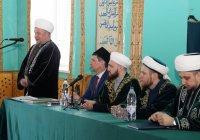 Муфтий РТ ознакомился с деятельностью балтасинских имамов