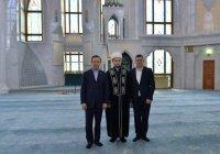 Венгерская делегация посетила мечеть Кул Шариф