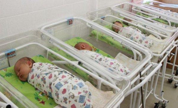 В Казани растет рождаемость.