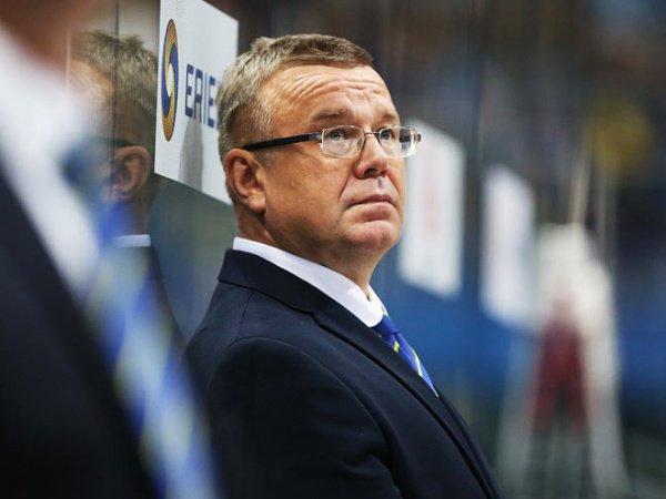 Игорь Захаркин.