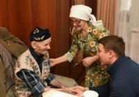 Житель Казани в один день отметил 100-летие и рождение 23-го правнука