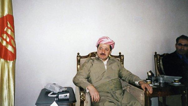 Масуд Барзани.