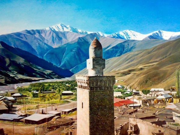Ислам на Кавказе: история и современность