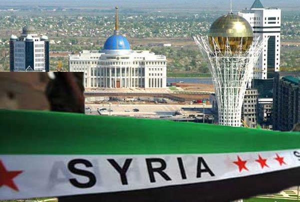 Новые переговоры поСирии пройдут вАстане 14-15марта— МИД Казахстана