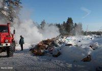 В Кукморе ликвидирована 18-летняя мусорная свалка