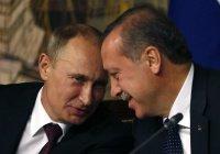 Путин возглавит работу заседания Совета сотрудничества Россия - Турция