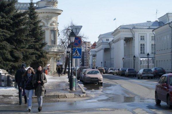 6 марта в Казани побит очередной температурный рекорд.