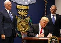 Трамп вычеркнул Ирак из антимигрантского указа