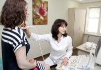 560 женщин обследовали на рак в рамках акции #япрошла