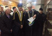В Татарстане открылся мини-музей мусульманских рукописей