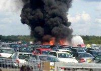 Следствие подтвердило гибель семьи Усамы бен Ладена в авиакатастрофе