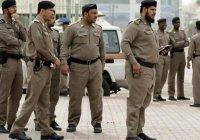 В Эр-Рияде в перестрелке с полицией убит боевик ИГИЛ