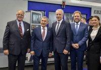 Рустам Минниханов предложил открыть постпредство РТ в Германии