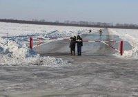В Татарстане из-за потепления закрыли все переправы