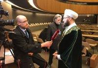 Муфтий РТ дал интервью крупнейшей в мире религиозной медиа-сети EWTN
