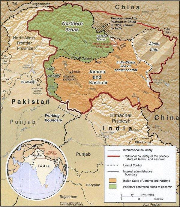 Индо-пакистанский конфликт в прошлом, настоящем и будущем