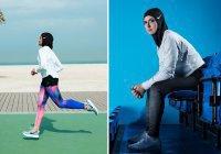 Компания Nike представила свой вариант спортивного хиджаба для мусульманок (+ ФОТО)