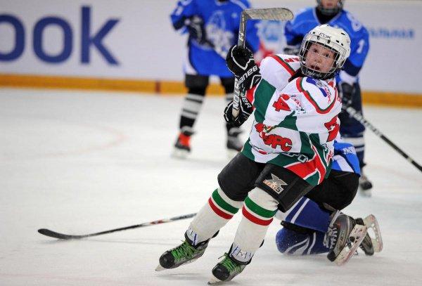Татарстан займется воспитанием юных хоккеистов в Академии хоккея РТ.