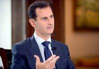 Асад: распространение терроризма – результат ошибочной политики ЕС