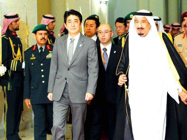 Япония иСаудовская Аравия создадут общую экономическую зону— Kyodo