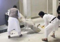 СМИ: боевики ИГИЛ имитировали уничтожение древностей, чтобы их продать