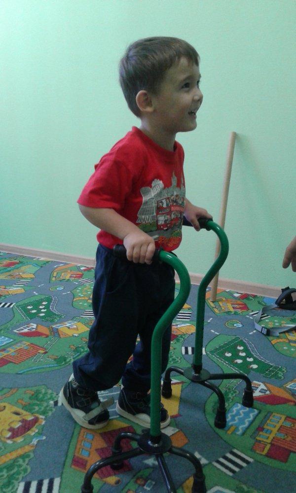 Первые неуверенные шаги в мир счастливого детства (сбор закрыт)