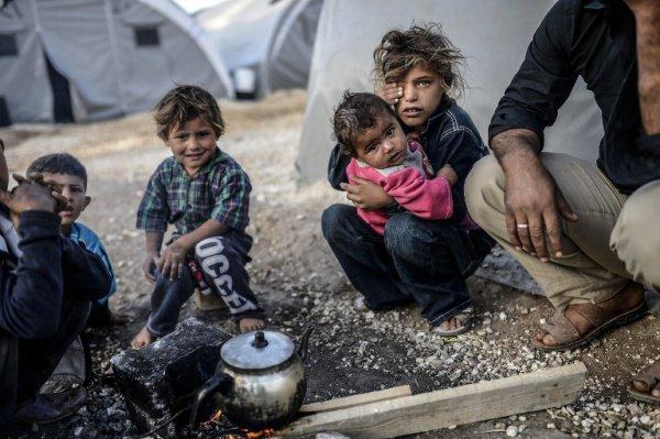 2016 год побил все рекорды по смертности сирийских детей