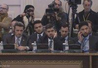 Вооруженная оппозиция отказалась участвовать в астанинских переговорах