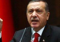 Эрдоган: Меркель помогает террористам