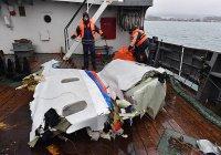 СМИ: пилот Ту-154, разбившегося под Сочи, сам посадил самолет на воду