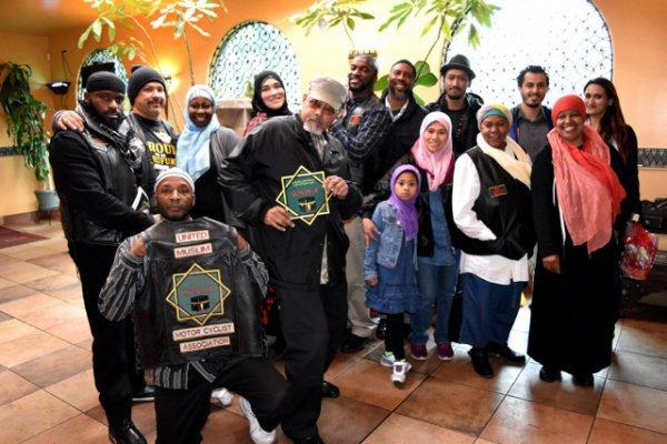 Такого вы еще не видели: в США появились... мусульманские байкеры