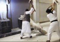 В сети опубликовано видео в формате 360 из музея древностей Мосула (Видео)
