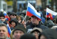 Опрос: почти половина россиян ощущает угрозу нападения на страну