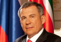 Минниханов занял 3 место в медиарейтинге губернаторов-блогеров