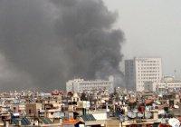 Смертник подорвался во Дворце правосудия в Дамаске. Десятки жертв