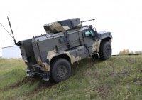 В Челнах начнется серийное производство броневиков для ВДВ