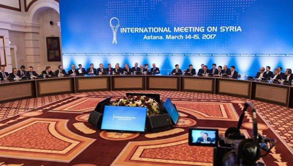 Вооруженная сирийская оппозиция встретится с профессионалами стран-гарантов