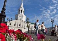 Казань – в ТОП-3 популярных городов на майские праздники