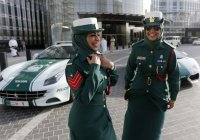Полицию Дубая признали самой быстрой в мире