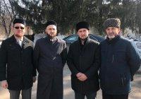 Муфтий Татарстана  встретился с заключенными женской колонии
