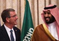 Министры обороны США и Саудовской Аравии обсудили борьбу с ИГИЛ