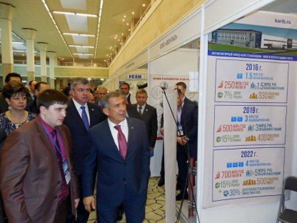 ВТатарстане открылся крупнейший вгосударстве завод попереработке мяса птицы