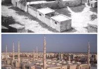 Мечеть пророка Мухаммада: тогда и сейчас