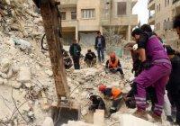 Более 40 человек погибли в результате авиаудара по сирийской мечети
