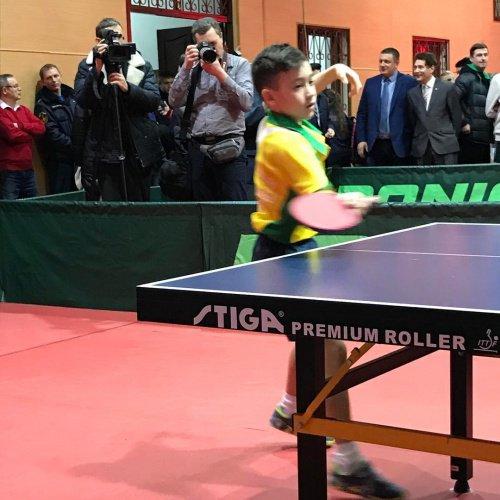 Фото с турнира Рустам Минниханов опубликовал в соцсетях.
