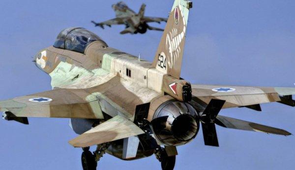 Израильские ВВС.